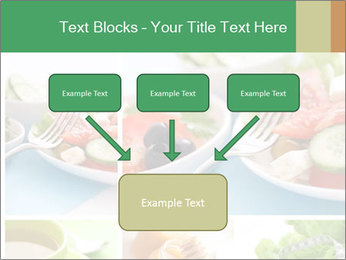 Salad Dieting PowerPoint Templates - Slide 70