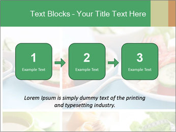 Salad Dieting PowerPoint Templates - Slide 71