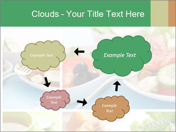 Salad Dieting PowerPoint Templates - Slide 72