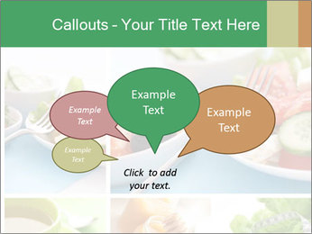 Salad Dieting PowerPoint Templates - Slide 73