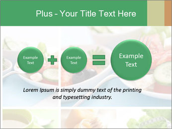 Salad Dieting PowerPoint Templates - Slide 75