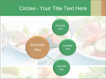 Salad Dieting PowerPoint Templates - Slide 79