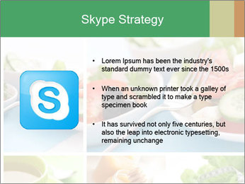 Salad Dieting PowerPoint Templates - Slide 8
