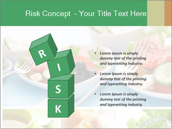 Salad Dieting PowerPoint Templates - Slide 81
