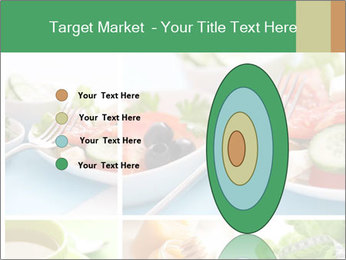 Salad Dieting PowerPoint Templates - Slide 84