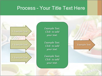 Salad Dieting PowerPoint Templates - Slide 85