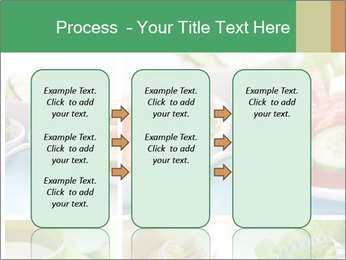Salad Dieting PowerPoint Templates - Slide 86