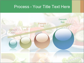Salad Dieting PowerPoint Templates - Slide 87