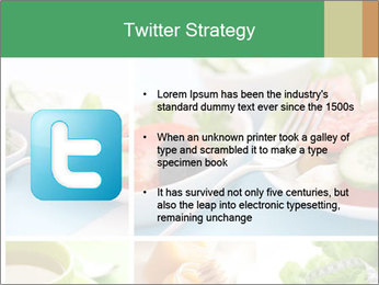 Salad Dieting PowerPoint Templates - Slide 9