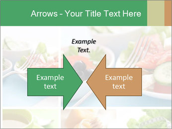 Salad Dieting PowerPoint Templates - Slide 90