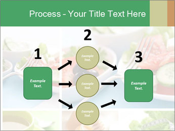 Salad Dieting PowerPoint Templates - Slide 92