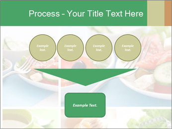 Salad Dieting PowerPoint Templates - Slide 93
