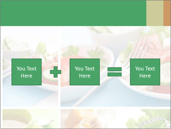 Salad Dieting PowerPoint Templates - Slide 95