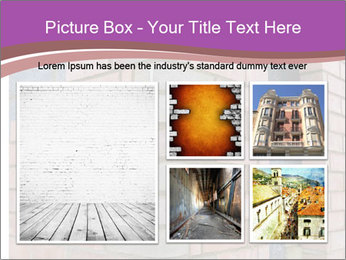 Red Brick Wall PowerPoint Template - Slide 19