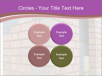 Red Brick Wall PowerPoint Template - Slide 38