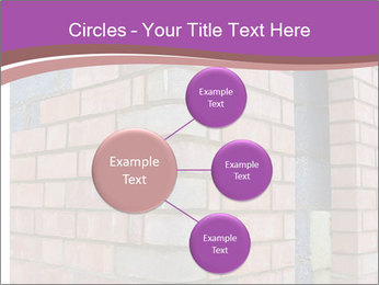 Red Brick Wall PowerPoint Template - Slide 79