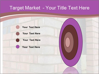 Red Brick Wall PowerPoint Template - Slide 84