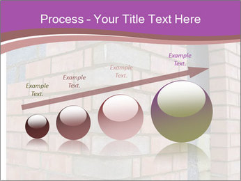 Red Brick Wall PowerPoint Template - Slide 87