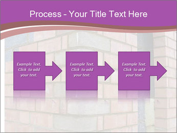 Red Brick Wall PowerPoint Template - Slide 88