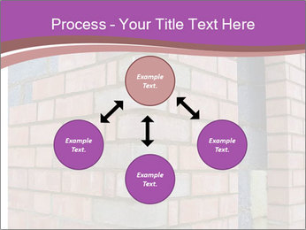 Red Brick Wall PowerPoint Template - Slide 91