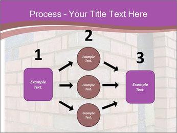 Red Brick Wall PowerPoint Template - Slide 92
