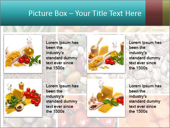 Organic Food Concept PowerPoint Template - Slide 14
