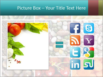 Organic Food Concept PowerPoint Template - Slide 21