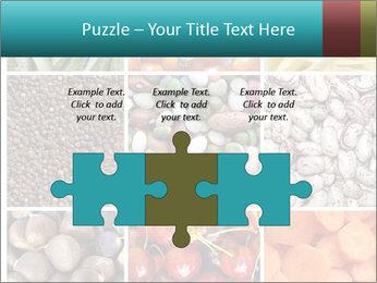 Organic Food Concept PowerPoint Template - Slide 42