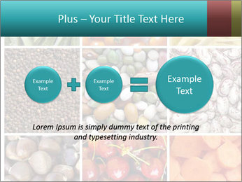 Organic Food Concept PowerPoint Template - Slide 75