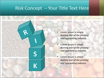 Organic Food Concept PowerPoint Template - Slide 81