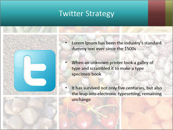 Organic Food Concept PowerPoint Template - Slide 9