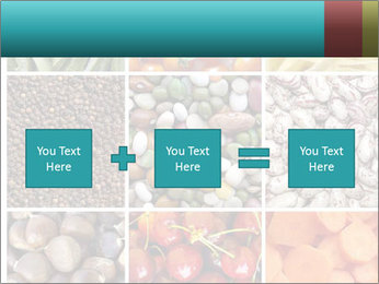 Organic Food Concept PowerPoint Template - Slide 95