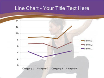 Female Martial Artist PowerPoint Template - Slide 54