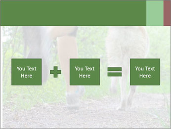 Jogging With Dog PowerPoint Template - Slide 95