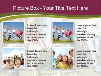 Walk With Friends PowerPoint Templates - Slide 14