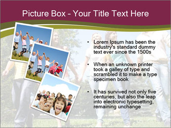 Walk With Friends PowerPoint Templates - Slide 17