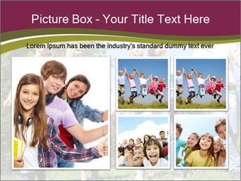Walk With Friends PowerPoint Templates - Slide 19