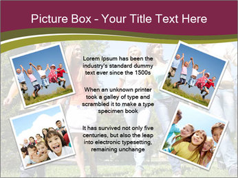 Walk With Friends PowerPoint Templates - Slide 24