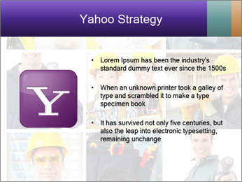 Construction Team Collage PowerPoint Templates - Slide 11