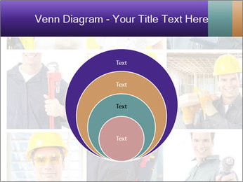 Construction Team Collage PowerPoint Template - Slide 34
