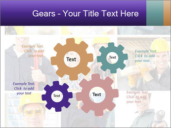 Construction Team Collage PowerPoint Templates - Slide 47