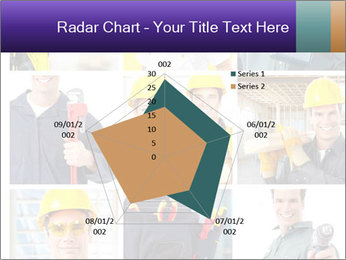 Construction Team Collage PowerPoint Template - Slide 51