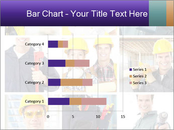Construction Team Collage PowerPoint Template - Slide 52
