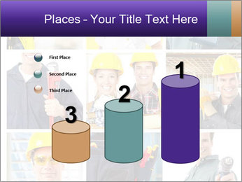 Construction Team Collage PowerPoint Template - Slide 65