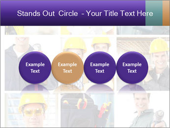Construction Team Collage PowerPoint Templates - Slide 76