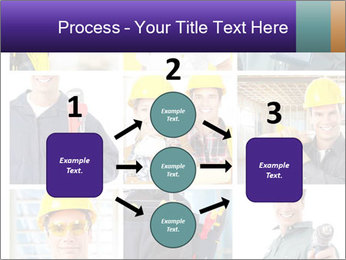 Construction Team Collage PowerPoint Template - Slide 92