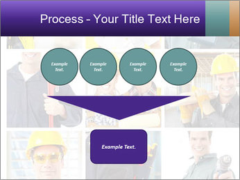 Construction Team Collage PowerPoint Template - Slide 93