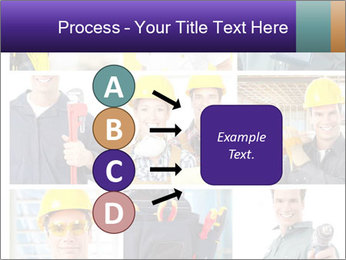 Construction Team Collage PowerPoint Template - Slide 94
