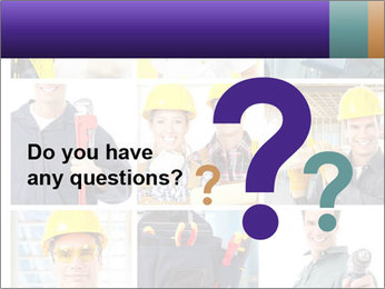 Construction Team Collage PowerPoint Template - Slide 96