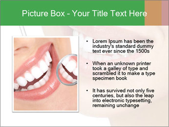 Perfect White Teeth PowerPoint Template - Slide 13